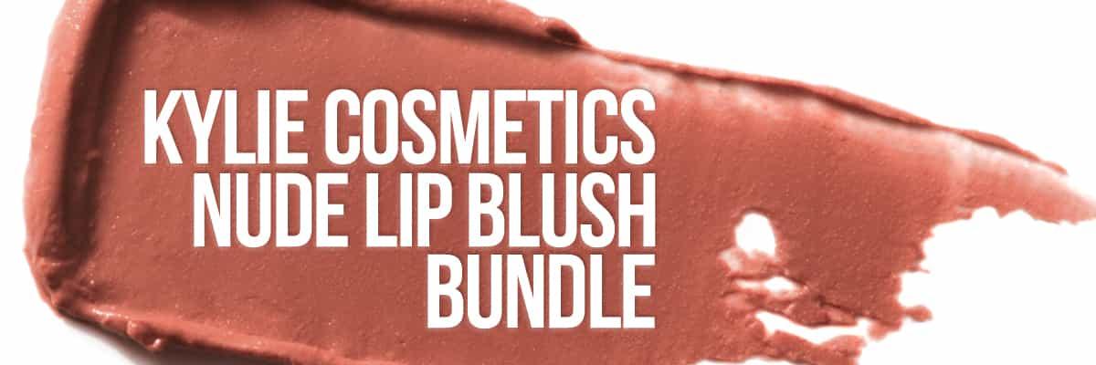 Kylie Cosmetics Lip Blush Bundle