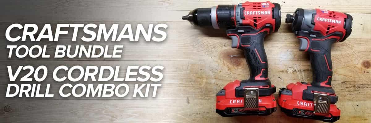 Craftsman Tool Bundle