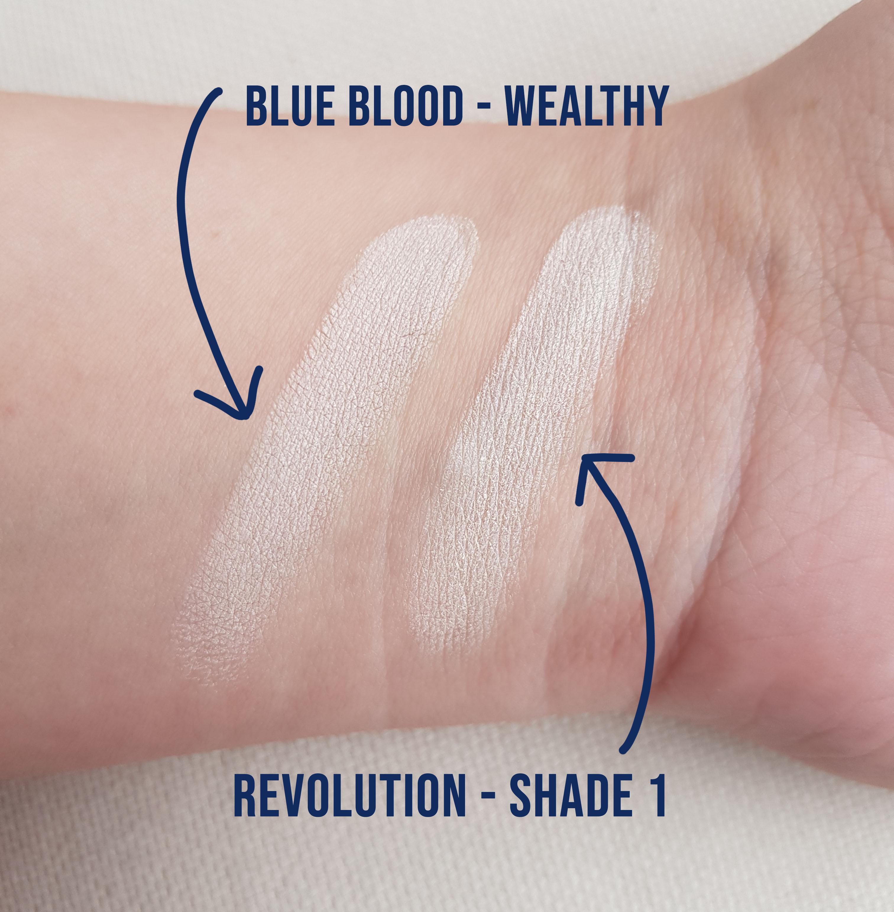 Jeffree Star Revolution Pro Cream Shades
